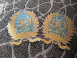 50th Anniversary Party Decorations for Sale in Harrisonburg, VA