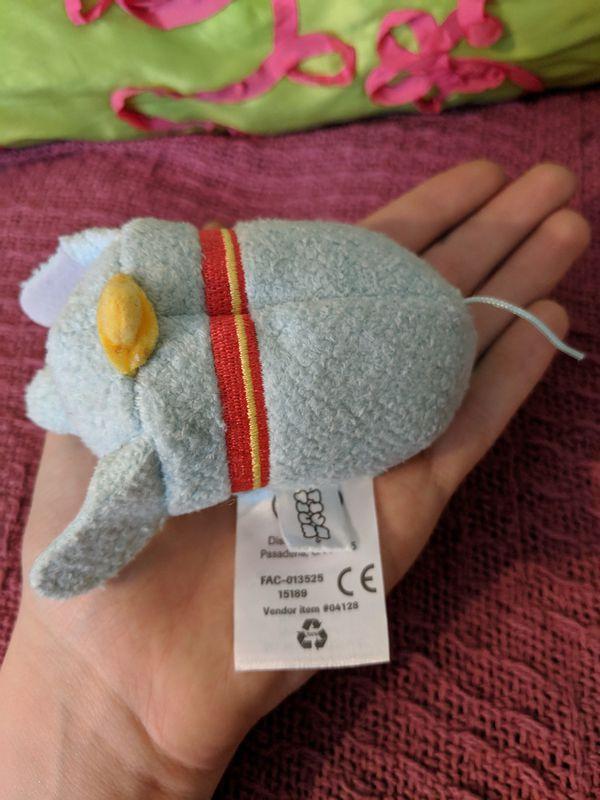 Disney Tsum Tsum Dumbo Stuffed Animal Plush Toy