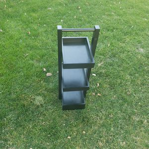 "3 tier stand. 32"" tall x 11"" wide. Interior shelf measurement 7.5 x 11 for Sale in Bloomington, IL"