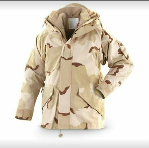 U.S. Military Desert Cold Weather Hooded Field Camouflage PARKA SZ LG Reg  for Sale in Charlotte e45eb0e50