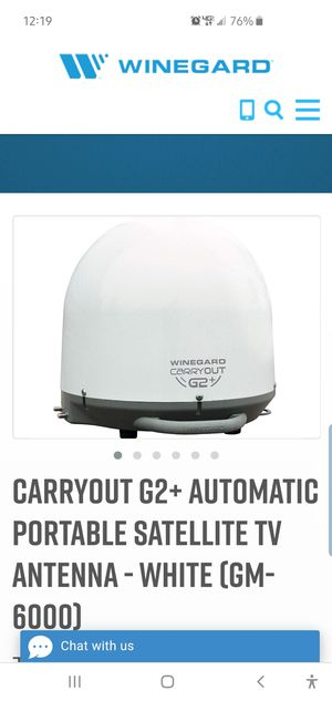 Winegard G2 Carryout for Sale in Winter Haven, FL