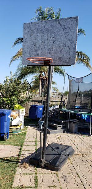 Basketball hoop for Sale in La Mesa, CA
