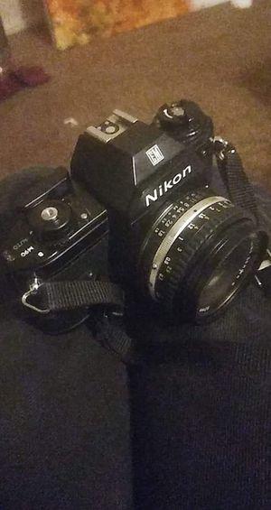Nikon EM 35mm camera for Sale in Red Bluff, CA