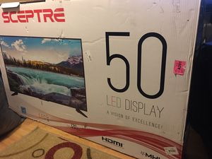 New tv. for Sale in Arlington, TX