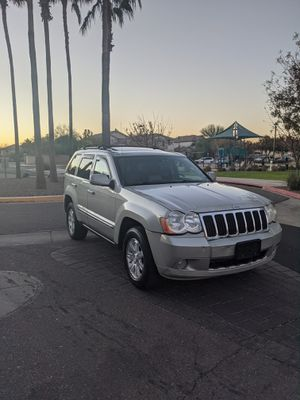 2008 Jeep Grand Cherokee limited !! Clean Title !! for Sale in Phoenix, AZ