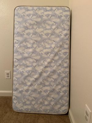 Baby crib and toddler bed mattress for Sale in Reedley, CA