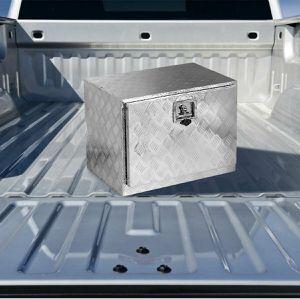 24 Aluminum Truck Trailer Pickup Storage Underbody Tool Box for Sale in Lake Elsinore, CA