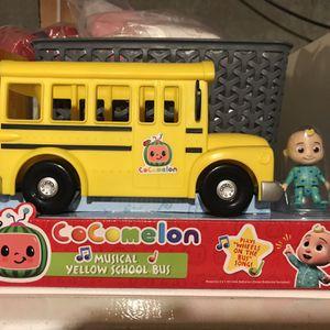 Cocomelon Musical Bus for Sale in Burrillville, RI