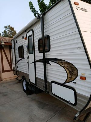Clipper travel trailer 17 Ft 2014 for Sale in Fontana, CA