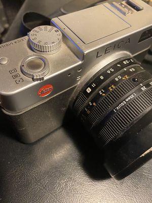 RARE Leica Digilux 2 Vintage Digital Camera for Sale in San Diego, CA