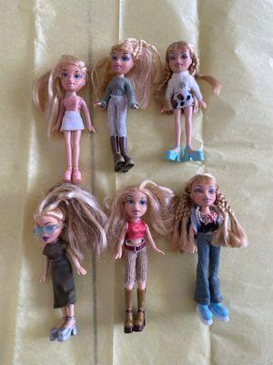 Mini Bratz Dolls for Sale in Des Plaines, IL