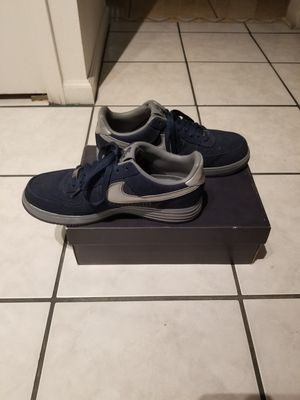 """"""" AUTHENTIC AF1 - SILVER / GREY !!!! SIZE 10 !!!! BLACK FRIDAY SPECIAL !!!! """" for Sale in Kissimmee, FL"""