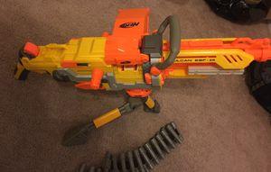 Nerf gun with tripod for Sale in Austin, TX