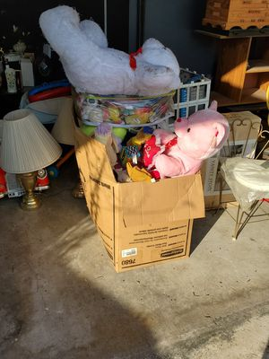 old stuffed animals for Sale in Missouri City, TX