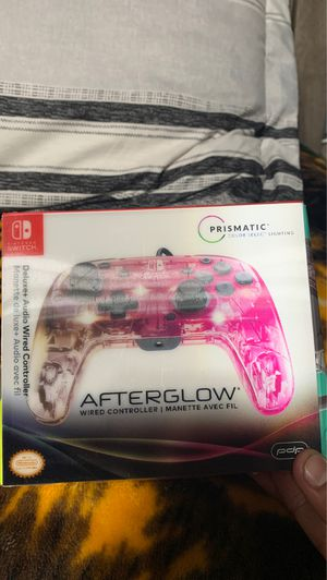 Afterglow Nintendo Switch Controller for Sale in Ramona, CA