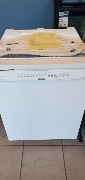 White Kenmore Dishwasher for Sale in Littleton, CO