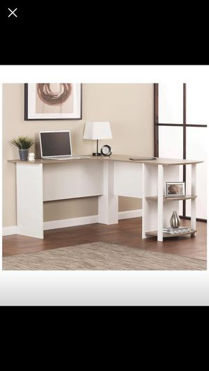 L shaped corner desk! for Sale in Goodlettsville, TN