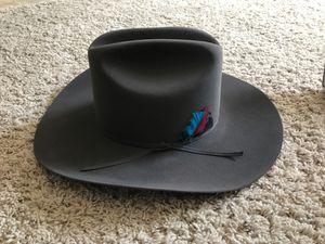 Resistol 4x Beaver cowboy hat brand new for Sale in Rancho Cordova, CA