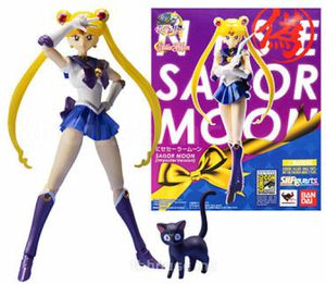 2015 SDCC San Diego Comic-Con Exclusive Bandai S.H.Figuarts SAILOR MOON Action Figure for Sale in San Diego, CA