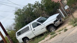 Truck and camper for Sale in Tucson, AZ