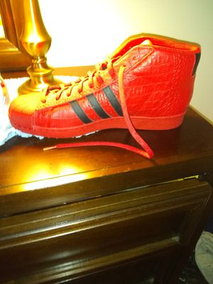 Shell toe Adidas limited edition 11 1/2Retro Jordan royalty 4 limited release 11 for Sale in Rochester, NY