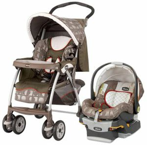 Chicco Infant Car Seat & Stroller - LIKE NEW for Sale in Bay City, MI