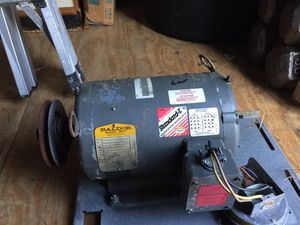 Electric motors BALDOR , AO SMITH , century for Sale in Evesham Township, NJ