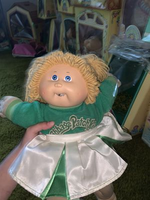 1985 authentic cabbage patch doll signature. Used once great condition for Sale in Washington, PA