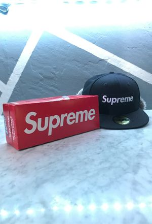 SUPREME ZIPLOC AND HAT for Sale in San Diego, CA