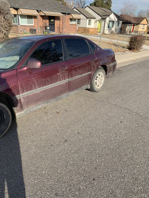 04 Chevy impala for Sale in Denver, CO