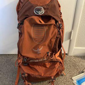 Osprey Atmos 65 AG Hiking Backpack for Sale in Las Vegas, NV
