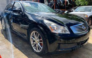 2007 - 2015 INFINITI G37 G35 G25 Q40 SEDAN PART OUT for Sale in Fort Lauderdale, FL
