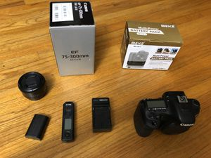 Canon 7d mk2 bundle for Sale in Garden Grove, CA
