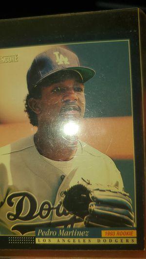 1994 Pedro Martinez baseball card for Sale in Dallas, TX