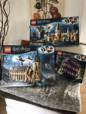 LEGO Harry Potter New! for Sale in SeaTac, WA