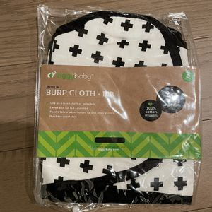 Brand New - Burp cloths, Burp Bib Set (3 Pack) for Sale in Philadelphia, PA
