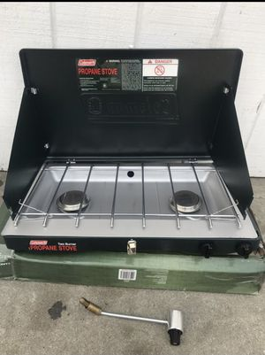 Coleman camping stove for Sale in Rancho Palos Verdes, CA