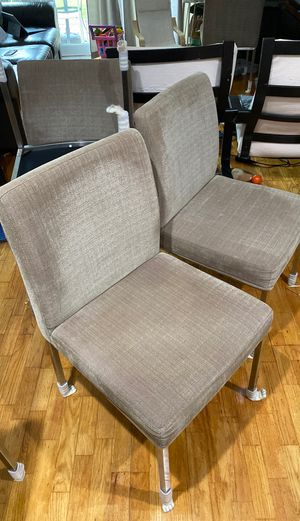 Crate & Barrel Chairs for Sale in Arlington, VA