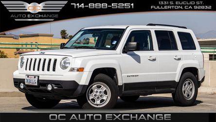2015 Jeep Patriot for Sale in Fullerton,  CA