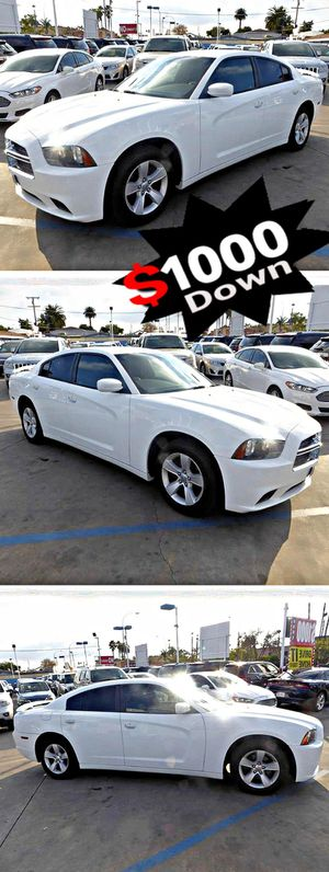 2011 Dodge Charger SE 77k for Sale in South Gate, CA