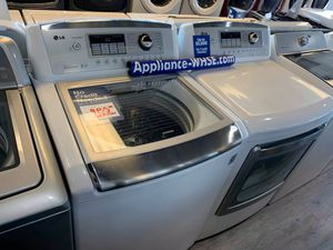 Washer and dryer 👕👚 for Sale in Long Beach, CA