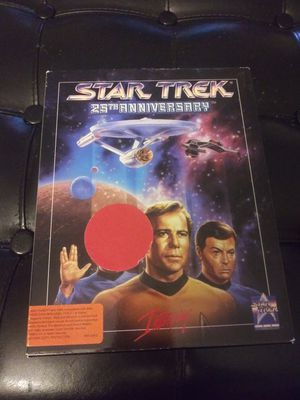 Star Trek 25th Anniversary pc game for Sale in Montgomery Village, MD