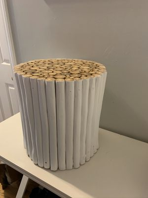 Wooden side table / stool for Sale in Brooklyn, NY