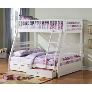 Twin/Full Bunk Bed for Sale in Glendale, AZ