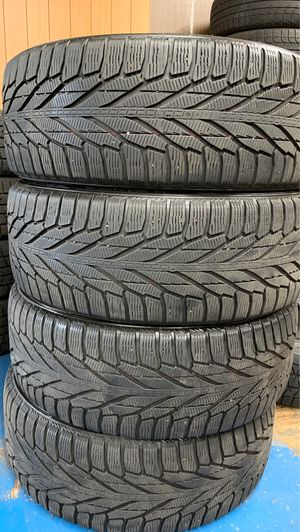 245/50/20 Nokian SUV Snow Tires for Sale in Beaverton, OR