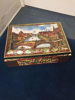 E otto Schmidt tin box for Sale for sale  Old Bridge, NJ