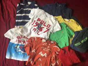 Ralph Lauren Polo Hilfiger Zara kids clothes 9-18 mo for Sale in Chicago, IL