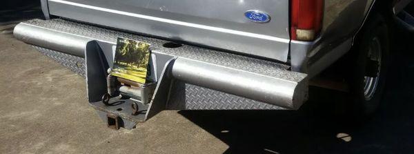 Ford OBS Ultra Heavy Duty Ranch Bumper 1987-1997