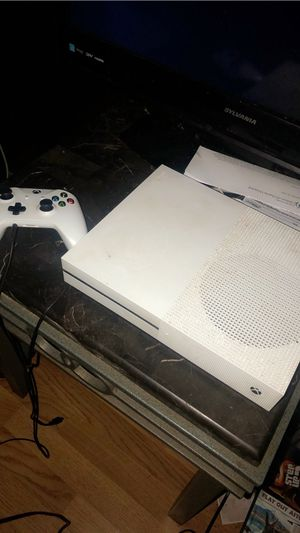 Xbox One S. (Perfect Condition) Price is negotiable for Sale in Buffalo, NY