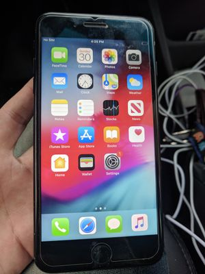 Wifi Apple iPhone 7 plus 32GB wifi-only for Sale in Modesto, CA
